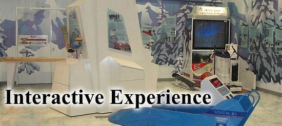 Alberta Sports Hall of Fame and Museum: Interactive Experience - Come Play Today!