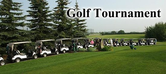 Alberta Sports Hall of Fame and Museum: Annual Golf Tournament - Great way to play!