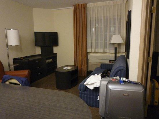 Candlewood Suites Miami Airport West: soggiorno