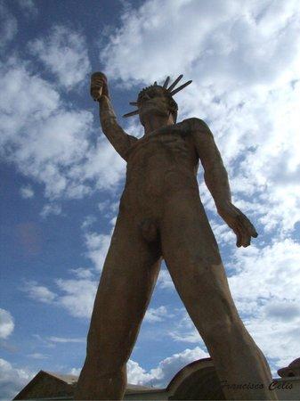 Tocancipa, Colombia: Siete Maravillas del Mundo Antiguo