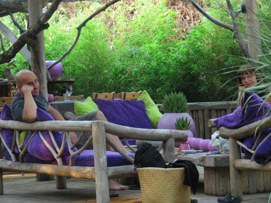 La terrasse photo de domaine de murtoli sart ne tripadvisor - Domaine de murtoli restaurant ...