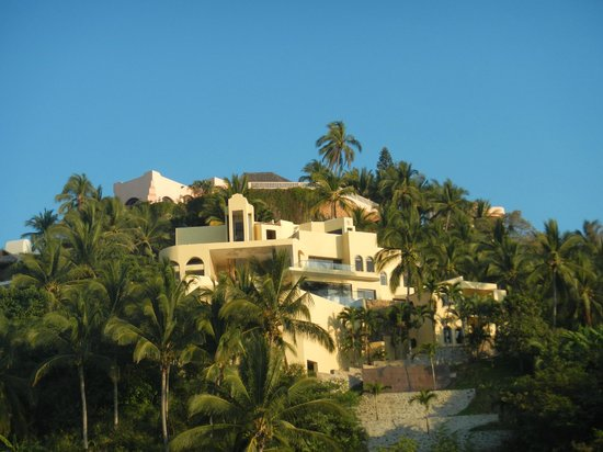 Barcelo Karmina Palace Deluxe:                   Large home seen on Sunset Cruise