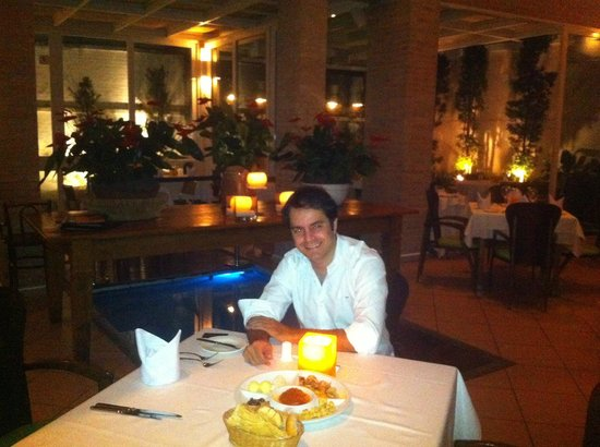 Travel Inn Cambui : Uma vista do Restaurante...