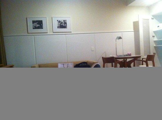 Travel Inn Cambui : Vista do Quarto...