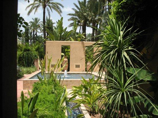 Club Med Marrakech le Riad: uno scorcio della zona abitativa