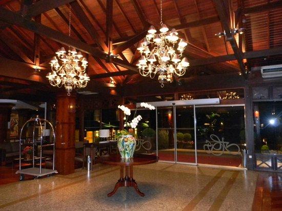 Wish Serrano Resort & Convention: recepção