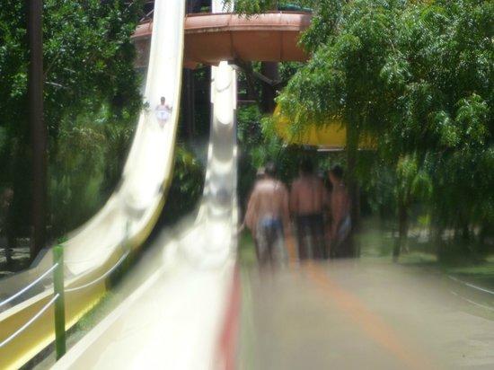 Arraial D'Ajuda Eco Resort: PARQUE ACUATICO