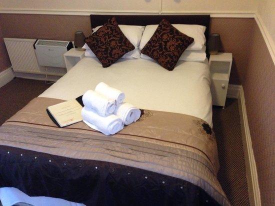 Aberford Hotel: My room