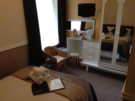 Aberford Hotel: Great nights sleep