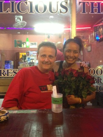 Halfway Inn (Restaurant) :                   flowers for Nan birthday