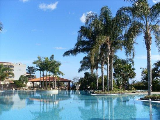 Porto Mare Hotel (Porto Bay):                   Het zwembad van Porto Mare