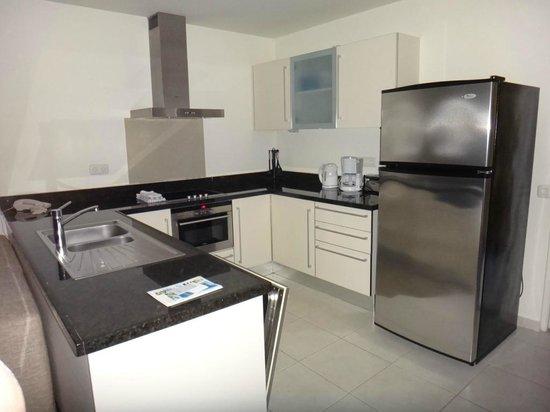 Blue Bay Curacao Golf & Beach Resort, Apartments and Villas: Cocina!