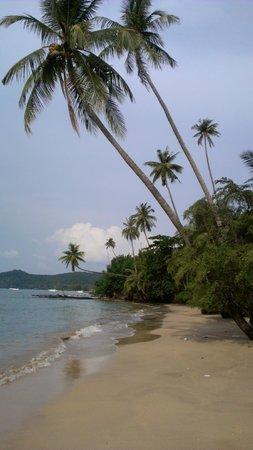 Makathanee Resort: Пляжи острова