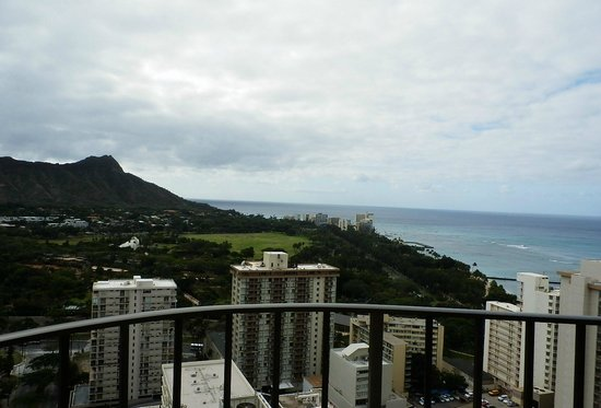 Waikiki Beach Marriott Resort & Spa:                   眺め