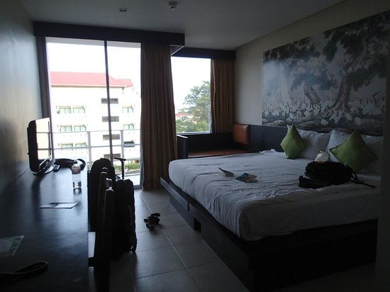 Sino House Phuket Hotel and Apartment: Chambre