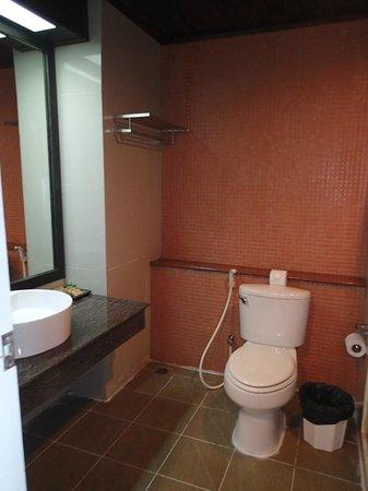 Ananda Lanta Resort: Salle de bain