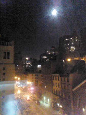 Ramada New York/Eastside: vista da janela