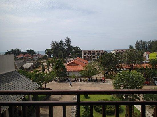 Ananda Lanta Resort: Vue de la chambre