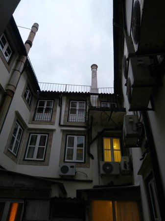 Hotel Borges Chiado: Ausblick 2