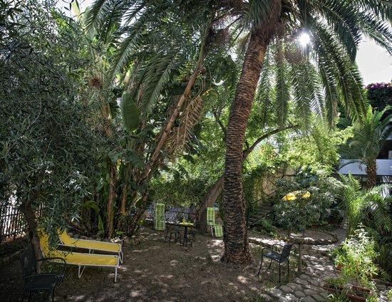 Lirma B&B : giardino