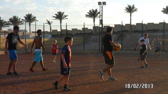 Tropicana Azure Club: Football