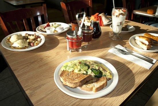 Country Corner Cafe Saratoga Springs Menu