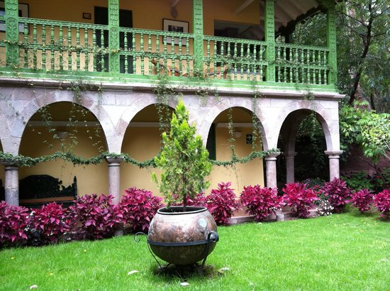 Aranwa Sacred Valley Hotel & Wellness: Parte de la antigua casa hacienda Yaravilca