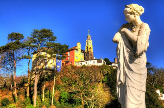 Portmeirion Village: Classic Italiana