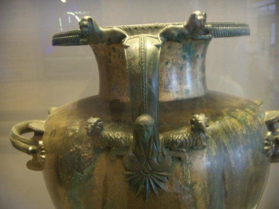 Bons vivants même dans la tombe. Souvenir éternel d'un ... |National Archaeological Museum Paestum