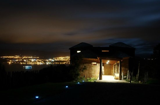 OCIO Territorial Hotel: Acceso Noche