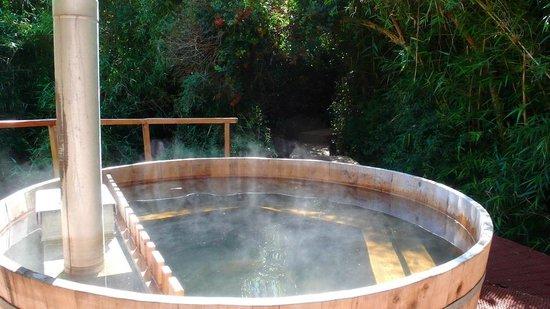 OCIO Territorial Hotel: Hot Tub