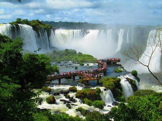 Iguazu Falls: Parque Nacional do Iguaçu