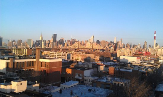 Four Points by Sheraton Long Island City Queensboro Bridge: NYC from room