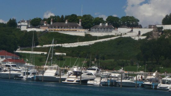 ‪‪Fort Mackinac‬: The Fort‬