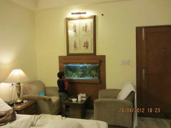 โรงแรมฮารี พิออร์โก:                   Room View