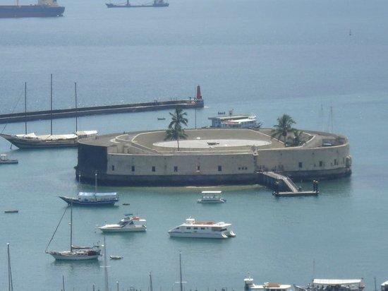 Sao Marcelo (do Mar) fort : Forte de São Marcelo