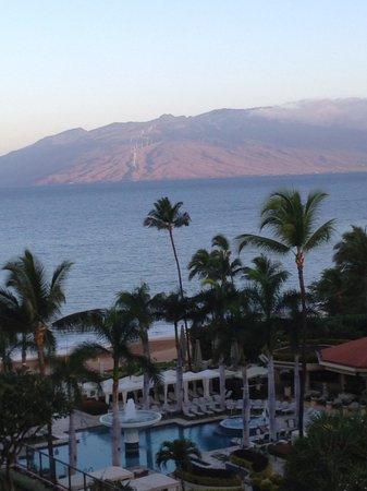 Lobby Lounge at Four Seasons Resort:                   Beautiful Spot!