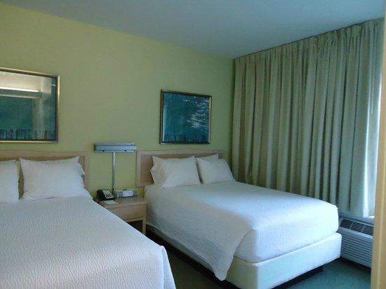 SpringHill Suites Las Cruces: Beds