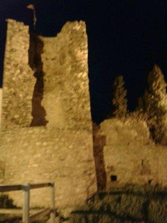 Hotel Archs:                   Torre del lletger.