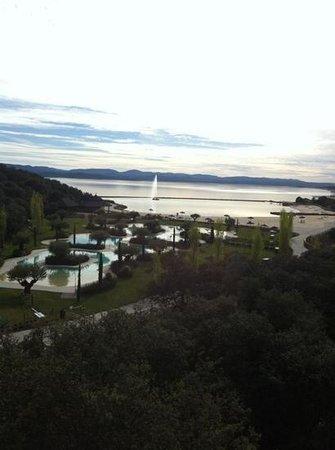 Vincci Valdecañas Golf Hotel: vistas