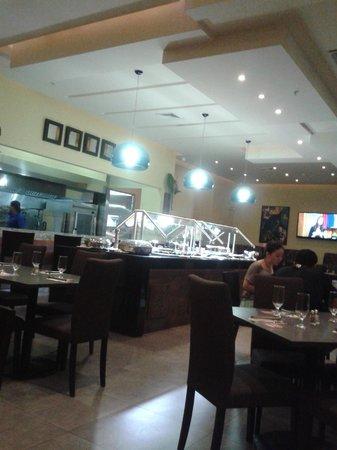 Fire of Brazil: bar de acompañamientos