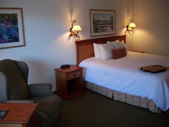 Bend Three Sisters Inn & Suites: Guest room