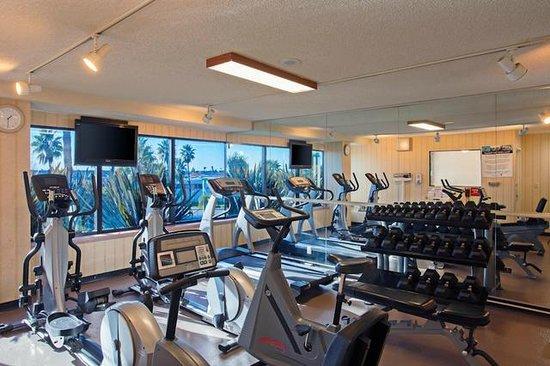 Holiday Inn Torrance: Exercise Room