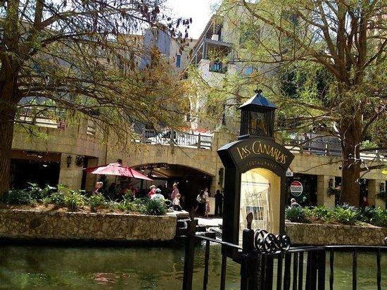 Omni La Mansion del Rio: Las Canarias hotel restaurant