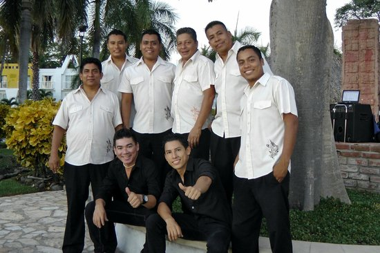 Royal Decameron Salinitas: band members who played on night at resort
