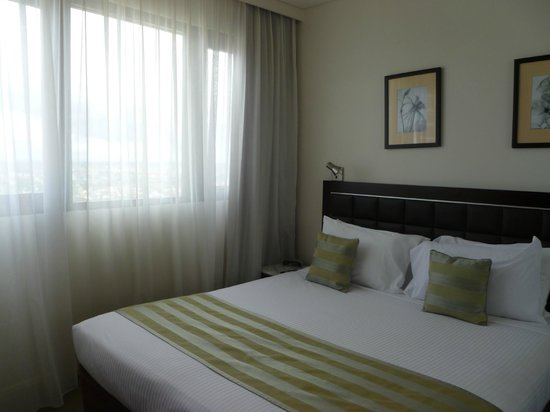 Meriton Serviced Apartments Kent Street: Bedroom