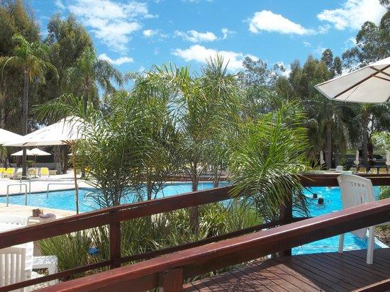Los Pinos Resort & Spa Termal: Pileta de dia
