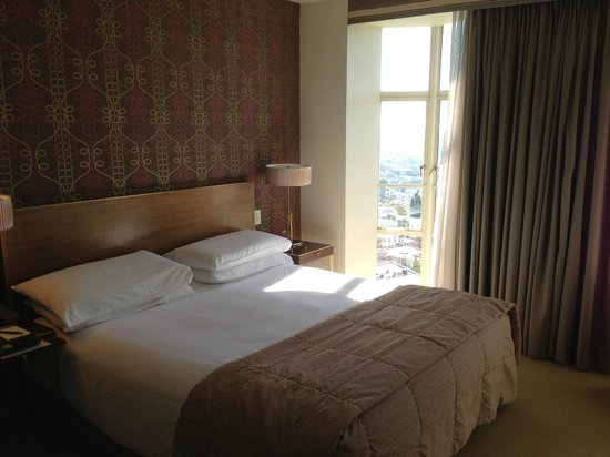 Sunset Tower Hotel:                   Most comfortable bed in 3 years of traveling