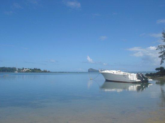 LUX* Grand Gaube: Ausblick vom Strand