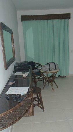LD Le Flamboyant : habitacion